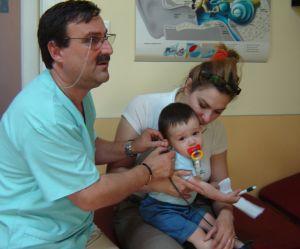 Etapele diagnosticului auzului la copilul mic pana la varsta de 5 ani